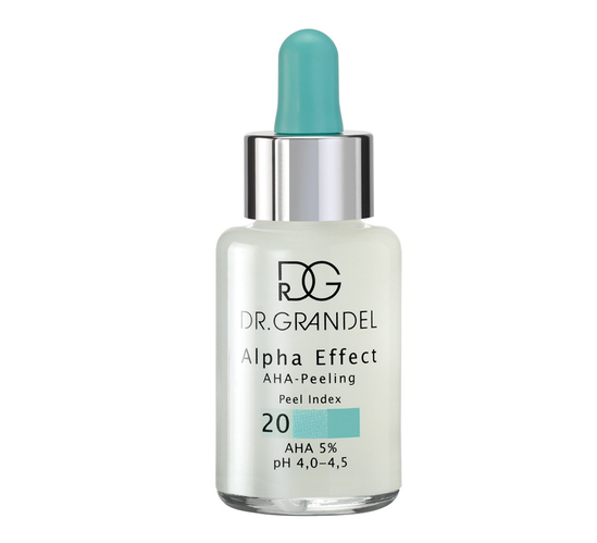 Alpha Effect AHA-Peeling Index 20
