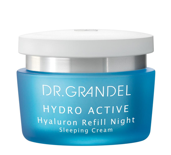 NEW! Hyaluron Refill Night